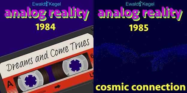 Analog Reality 1984 and 1985